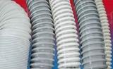 塑料螺旋管|PVC塑料波纹管|PVC吸尘管|PVC工业螺旋输送管|吸尘管