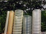 PVC耐磨塑筋输送管|PVC螺旋增强管|波纹吸尘管|耐磨损吸尘软管