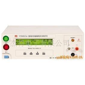 程控绝缘电阻测试仪 yd9820a(图)