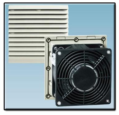 排风设备 l系列风扇过滤器组/附件  类型:               电柜风扇