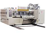 自动印刷开槽模切机
