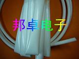 供应内纤外胶 硅橡胶玻纤套管 高温套管