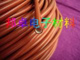 供应7kv挤出内纤外胶 硅橡胶玻纤管 耐高温套管