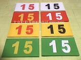 篮球比赛号码布 运动员号码标志