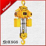 10吨四回链环链电动葫芦,进口链条FEC,高品质电动葫芦