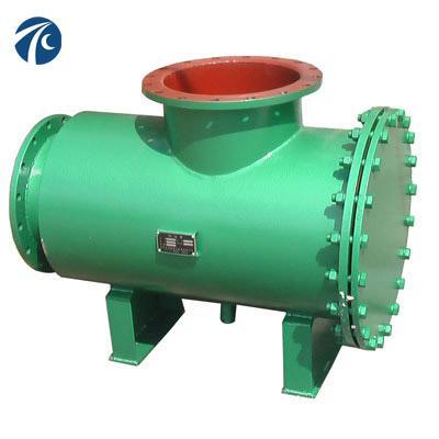 结构形式按国家标准图r406分为卧式直通除污器,卧式角通除污器和立式