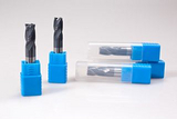 钨钢圆鼻铣刀生产厂家 45°圆鼻刀12R0.5