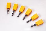 硬质合金铣刀生产厂家 55°8mm-2F 合金斜度铣刀
