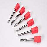 硬质合金铣刀生产厂家 55°铝用刀8x100-3F 钨钢铝用铣刀