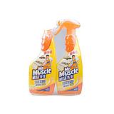 威猛先生 柠檬 厨房重油污净双包装 500g2瓶
