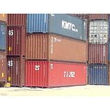 上海二手集装箱供应 货运集装箱 二手散货集装箱