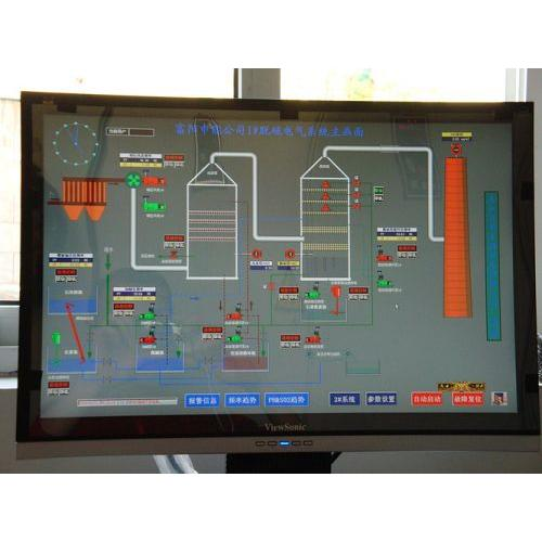 特点: 采用高性能plc为控制中心,对系统的各个设备进行智能控制.