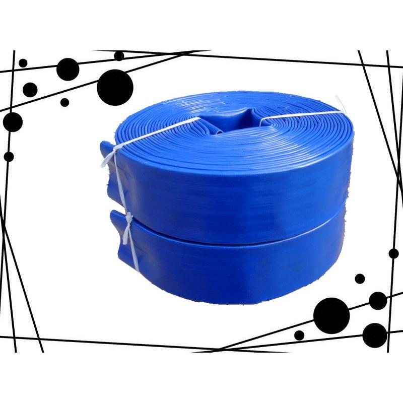 塑料管 蓝水带灌溉蓝水带高压蓝水带农用蓝水带