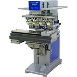 四色移印机