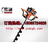 中国植树钻坑机 小型挖坑机