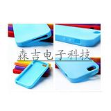厂家直供手机硅胶套 苹果保护套iPhone4/4s/5代套 欢迎咨询订购