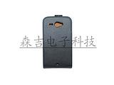 多普达HTC G16/ChaCha真皮手机套上下开厂家直销手机保护套