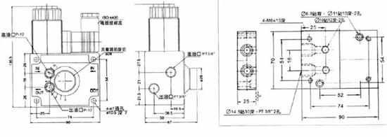 fs,fsc系列单向调速阀压力补偿型图片
