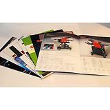 设计排版印刷企业产品目录及画册
