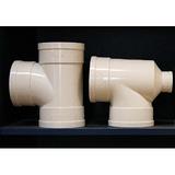 PVC排水管件模具
