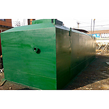 北京麻纺织印染污水处理设备  一体化麻纺织印染污水处理设备  投资小