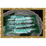 四件套筷子 环保竹筷套装 加厚型 专业外送筷子 一次性双生筷