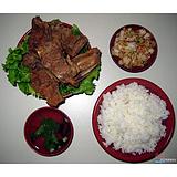 排骨米饭加盟,小吃加盟创业排骨米饭,排骨米饭的做法
