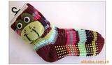 供应自产自销优质全棉18-28地板袜
