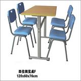 阅览室桌椅  学校阅览室桌椅 山东