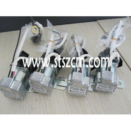 小松200-8起动机继电器600-815-8941,发电机,起动马达