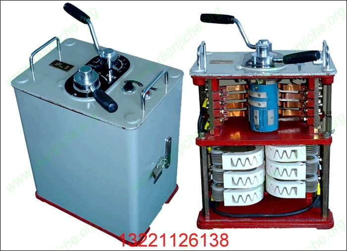 矿用一般型司机控制器(老型号qkt27-2/2th)用于3吨架线式电阻调速机车