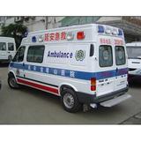 全顺NJ5040XJH3-M监护型救护车(柴油)