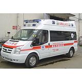 福特全顺NJ5040XJH3 监护型救护车