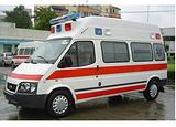 全顺NJ5040XJH3-H监护型救护车(高顶)