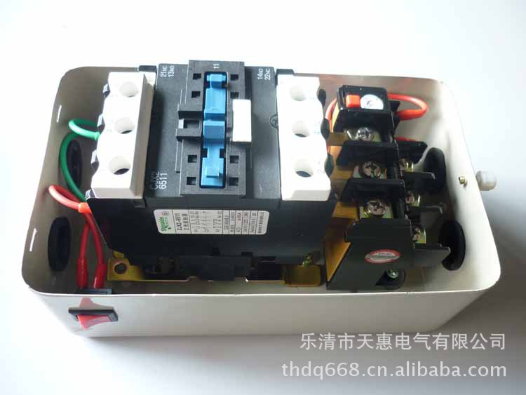 低价供应15kw电机保护专用热磁力启动器