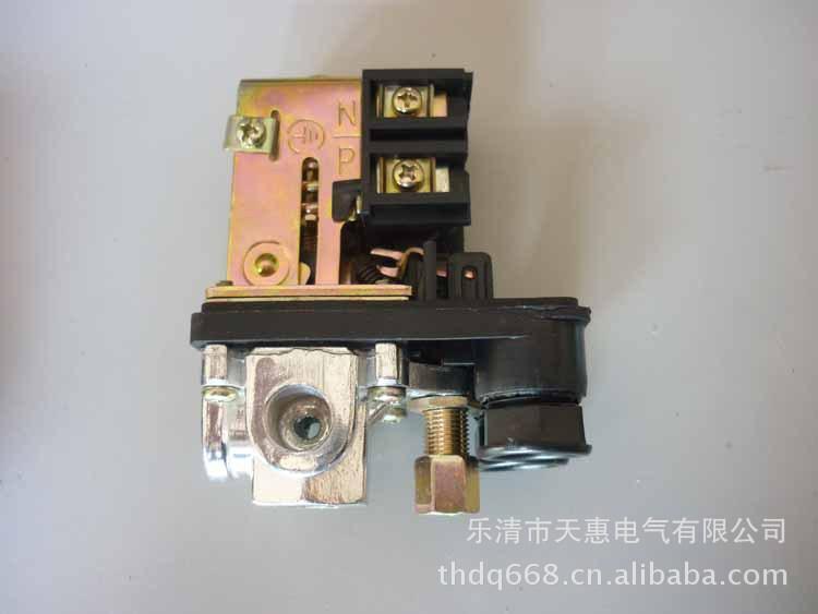 空压机专用天惠品牌220v单相四通气压开关