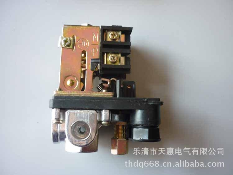 空压机专用单相单通气压开关 银触点压力开关