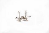 【厂家直销】供应各种规格的非标准不锈钢十字盘头螺钉 圆柱螺钉