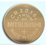 MITSUBISHI三菱纽扣电池CR2016