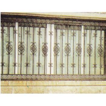 花式栏杆设计图