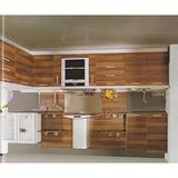 高端橱柜 家庭橱柜 整体家居 纳米高光双面系列