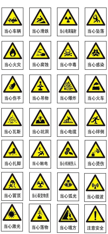 交通安全标志价格_安全标识标牌-警示类批发价格_无锡