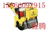 ZHYL22手扶式单钢轮压路机(变速泵、马达一体传动器及齿轮驱动行走)