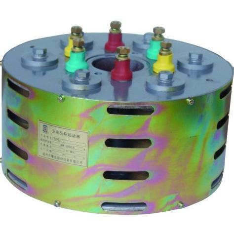 多极变速电机降压启动电路图