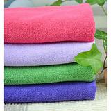 磨毛超细纤维浴巾