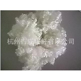 再生涤纶短纤维(含硅) 7D*64mm