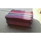 七彩拼条地垫、门垫  台州市路桥区益兴地毯
