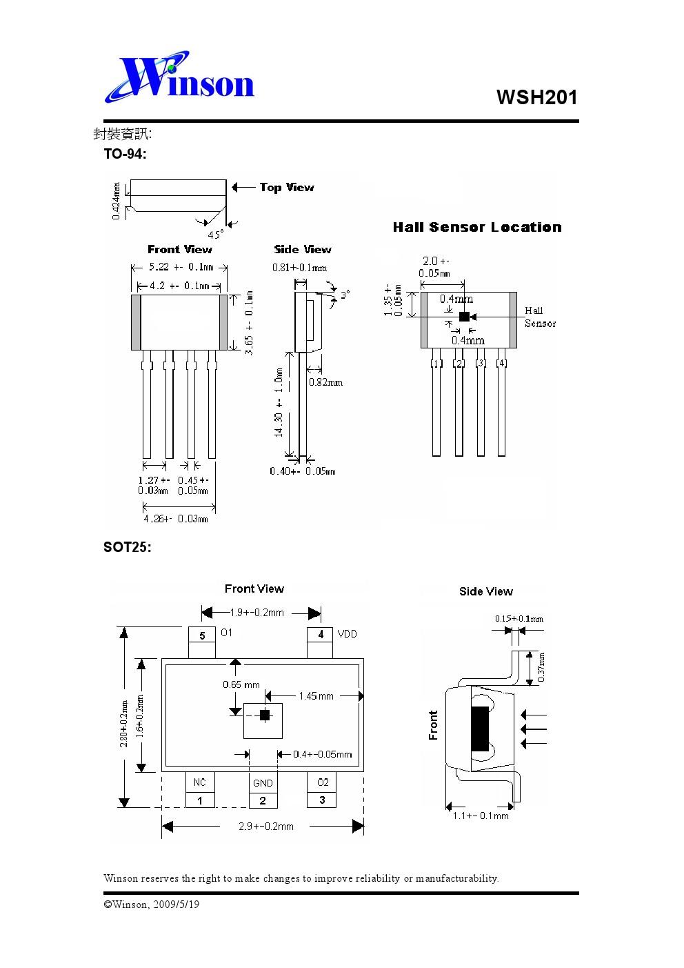 电子元件作用及图解