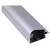 6公分单面闪银铝材