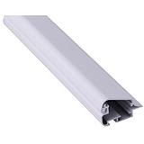 4公分单面白色铝材